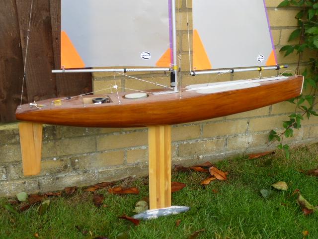 Radio Yacht Designs | Dicks Designs